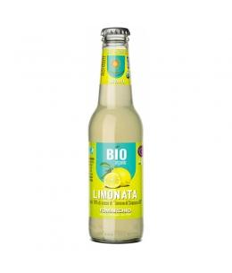 Linea Bio Limonata - 25 CL - Tomarchio Sicilia in Bottiglia