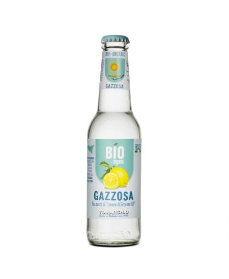 Linea Bio Gazzosa - 25 CL - Tomarchio Sicilia in Bottiglia