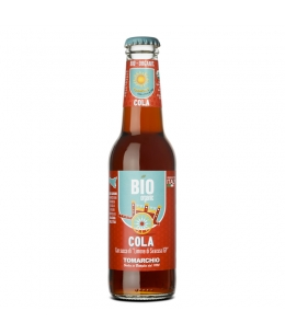 Linea Bio Cola - 25 CL pack of 4 - Tomarchio Sicilia in Bottiglia