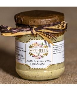 Pistachio and Almond Cream - Sicily RC & C.