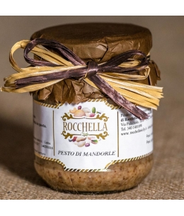 Pesto Di Mandorle Di Sicilia - Sicily RC & C.