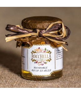 Almonds of Sicily Covered with Honey - Sicily RC & C.