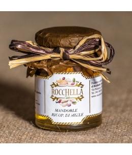 Mandorle di Sicilia Ricoperte di Miele - Sicily RC & C.