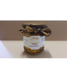 Lemon Honey 500 Gr. - Sicily RC & C.