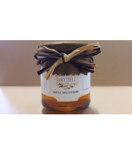 Wildflower Honey 500 Gr. - Sicily RC & C.