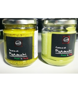 SaporitaDoc Offer - Pistachio Pesto and Cream - Sicysun