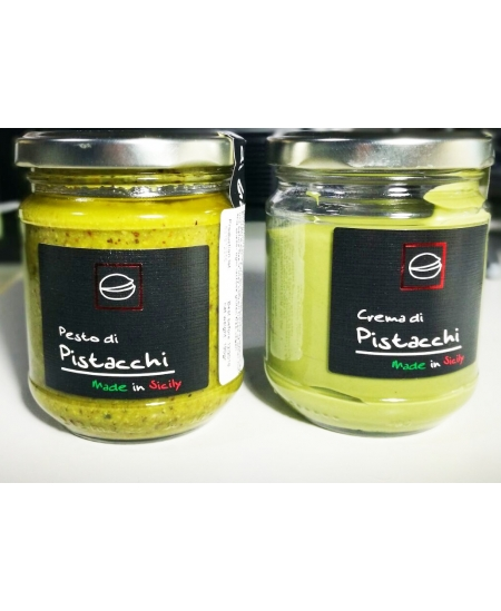 SaporitaDoc Offer - Pistachio Pesto and Cream - Sicysun