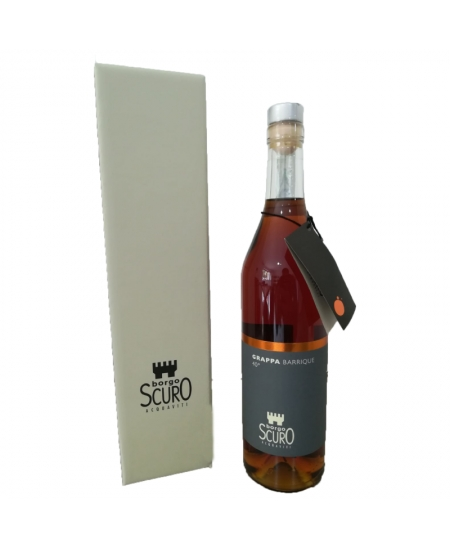 Borgoscuro - Grappa barrique