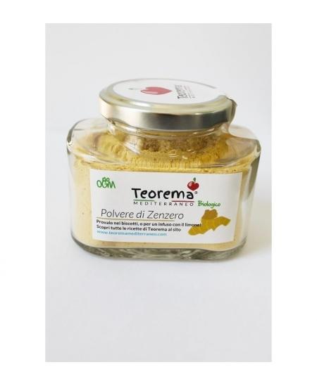 Bio ginger powder - 60 gr.