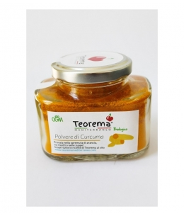 Bio turmeric powder - 70 gr.