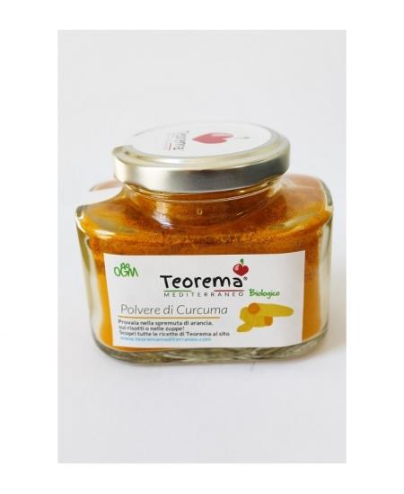 Polvere di curcuma biologica - 70 gr.
