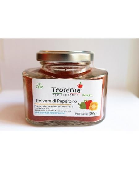 Bio pepper powder - 80 gr.