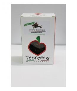 Bio digestive herbal tea - 50 gr.