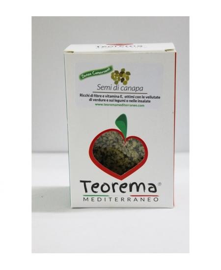 Bio hemp seeds - 100 gr.