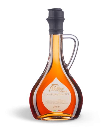 Colatura di alici in bottiglia Giulia - 100 ml.