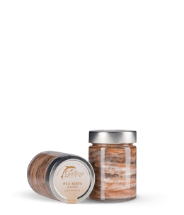 Salted anchovies in pots - Top Line - 314 ml