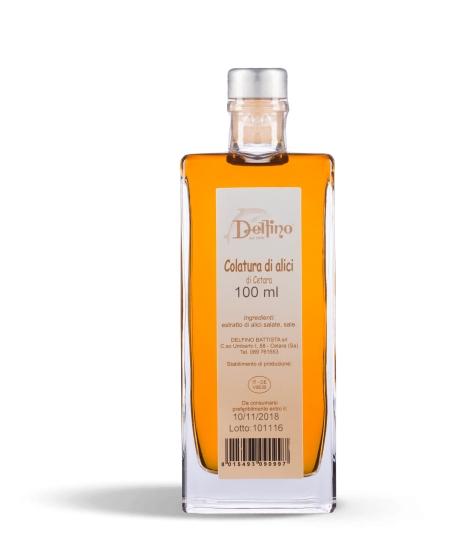 Colatura di alici in bottles - Top Line - 100 ml